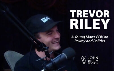 Trevor Riley, a Young Man's POV on Poway and Current Events, JRP0233
