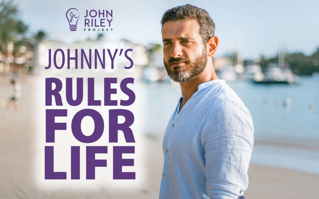 Johnny's Rules for Life #1, JRP0236