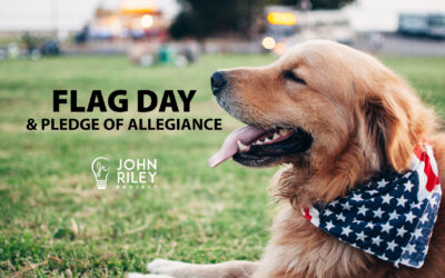 Pledge of Allegiance and Flag Day, JRP0243
