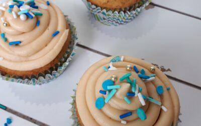 Butterscotch Cupcakes