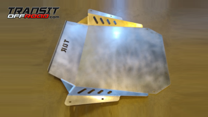 Skid Plate For Ford Transit