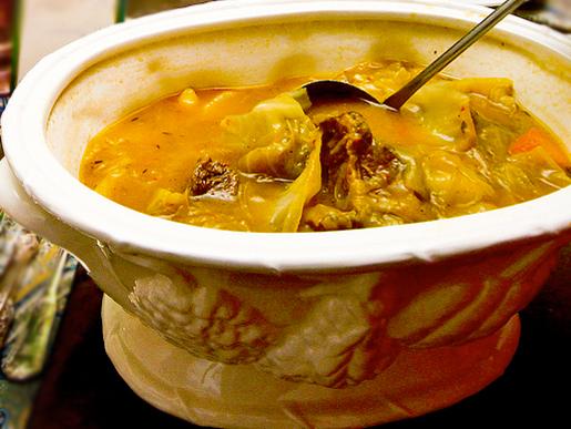 Soup Joumou 122913