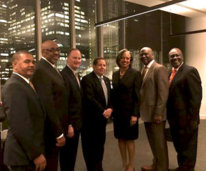 Le Flambeau Foundation Board with Consul General, Chicago 102617
