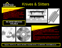 Knife and Slitter Flyer