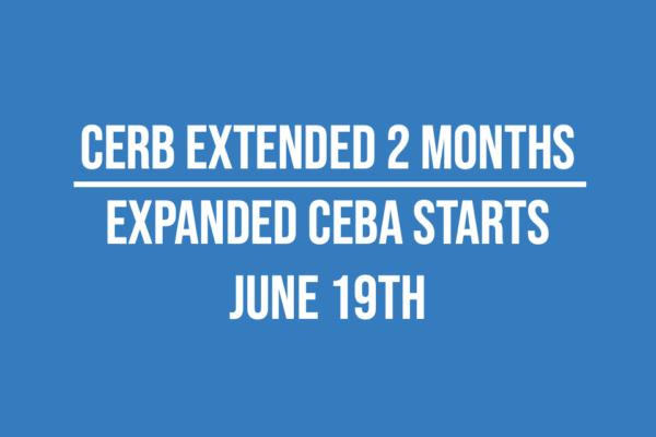 How Do I Apply For Cerb Extension