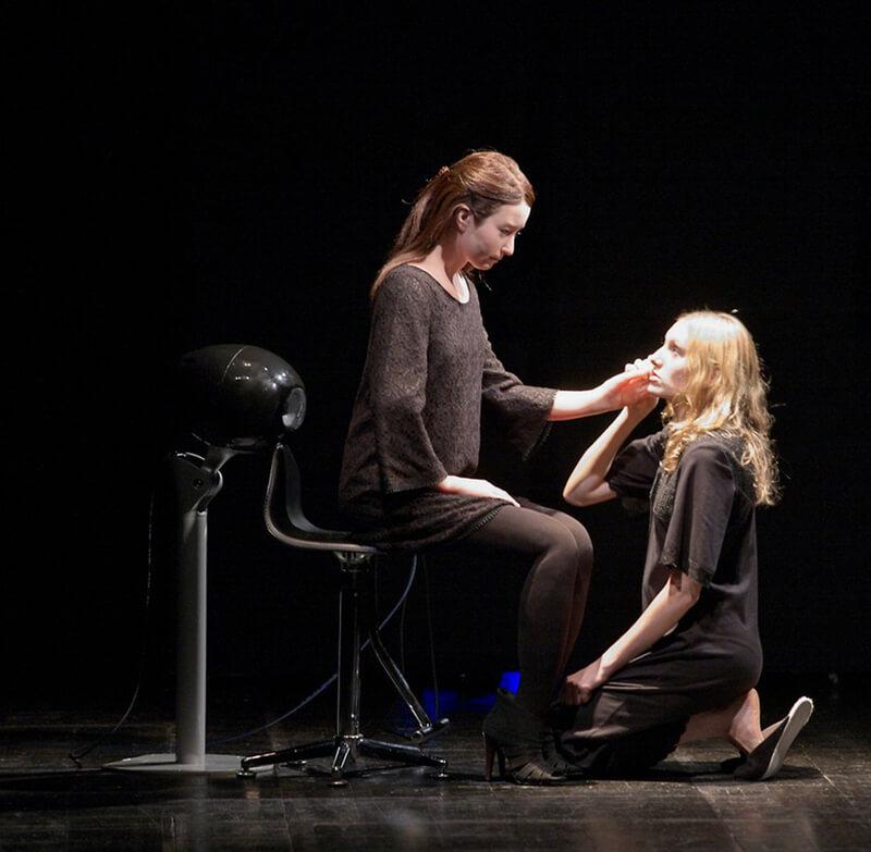Study Scenes: Careers in acting