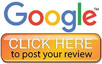 Google Reviews customer reference Lafayette LA Lake Charles LA