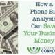 phone bill analysis