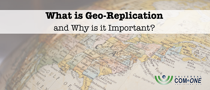 what-is-georeplication