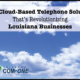 Cloud-Based Telephone