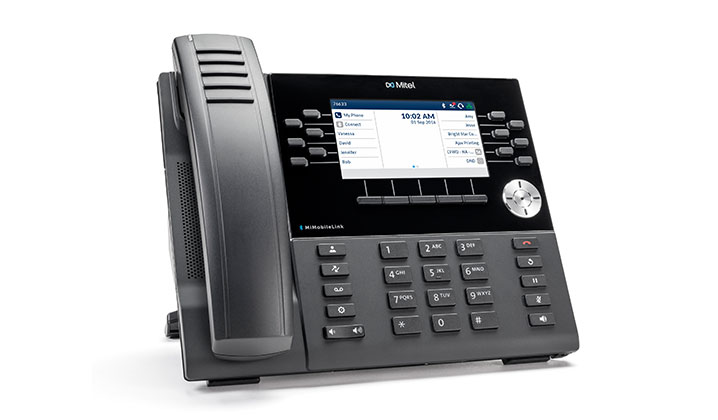 Mitel Business Phones