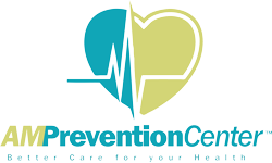 AM Prevention Center logo