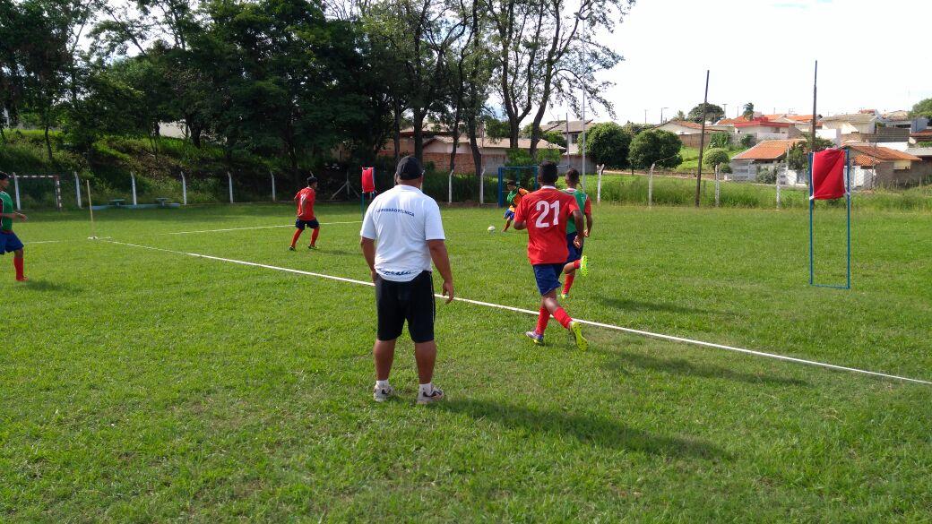 Sub 15 do Osvaldo Cruz
