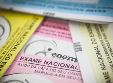 recorde de abstenção no Exame Nacional do Ensino Médio (Enem) de 2020, no último domingo