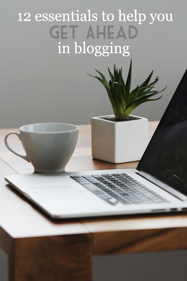 things bloggers need