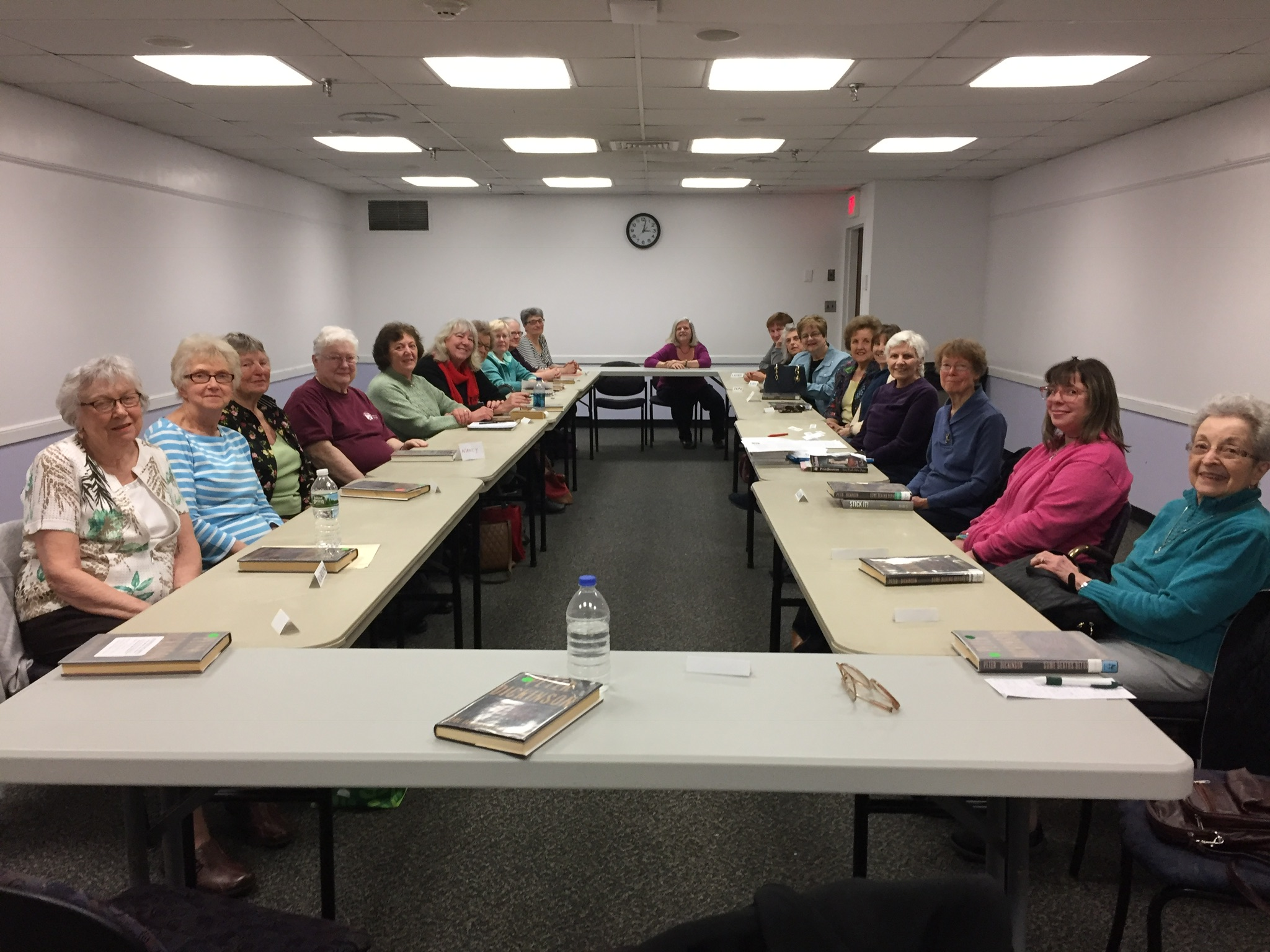 The Southington Mystery Group