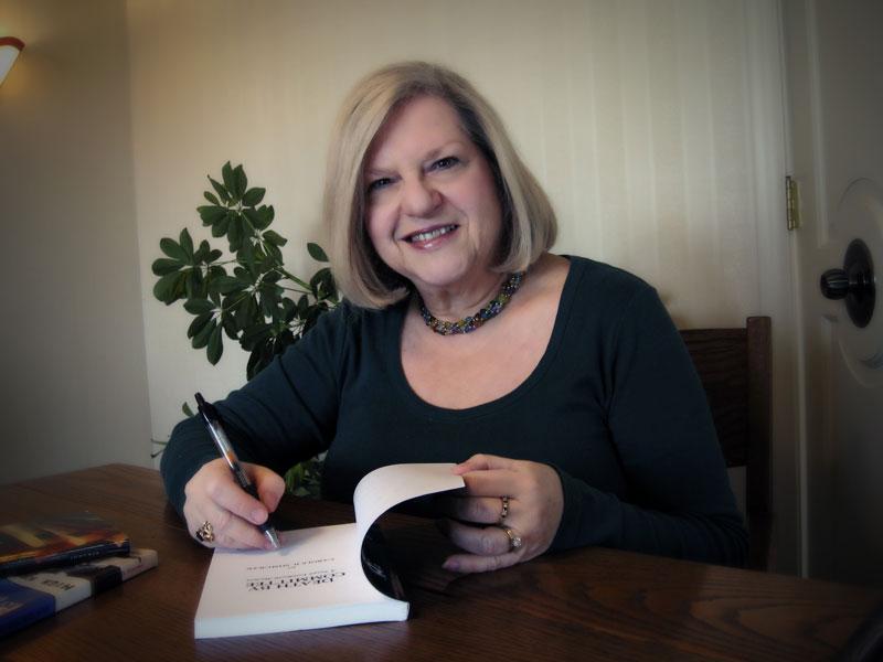 Carole Shmurak, Author of The Susan Lombardi Mysteries