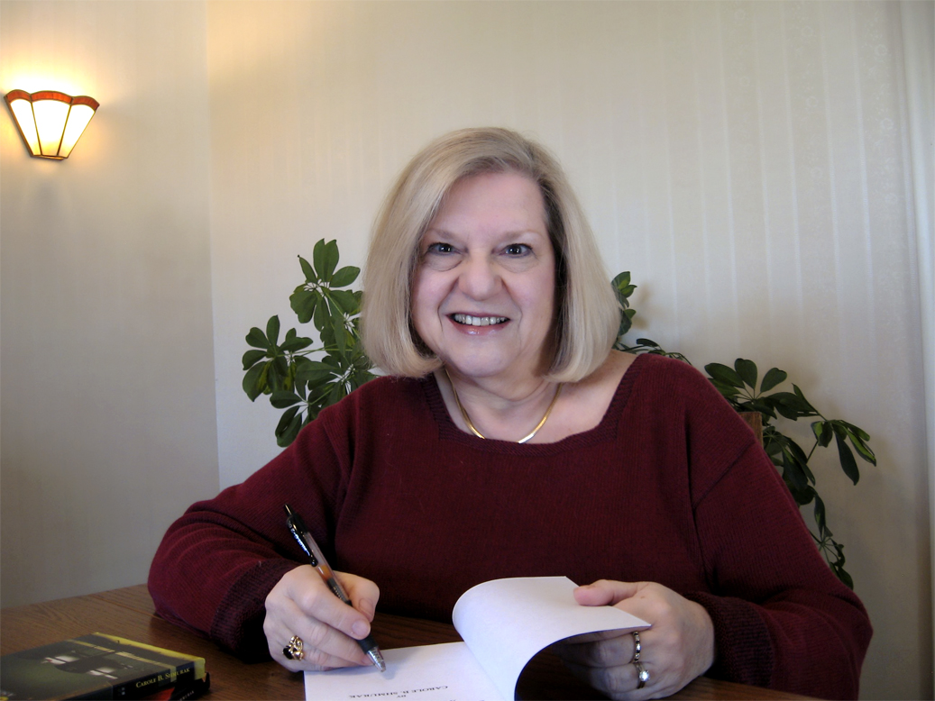 Carole Shmurak, Author of The Susan Lombardi Mysteries