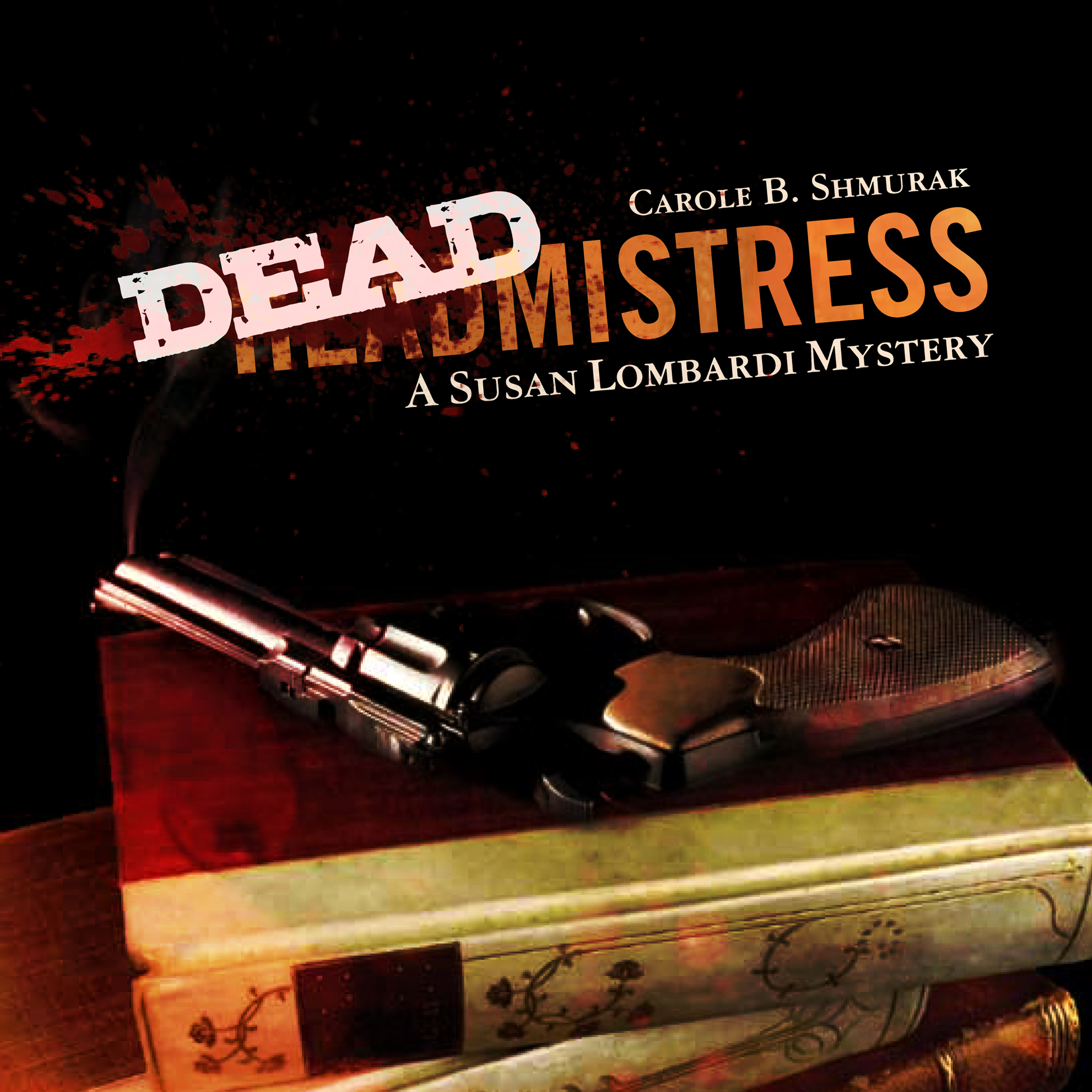 Deadmistress is now available as an audiobook