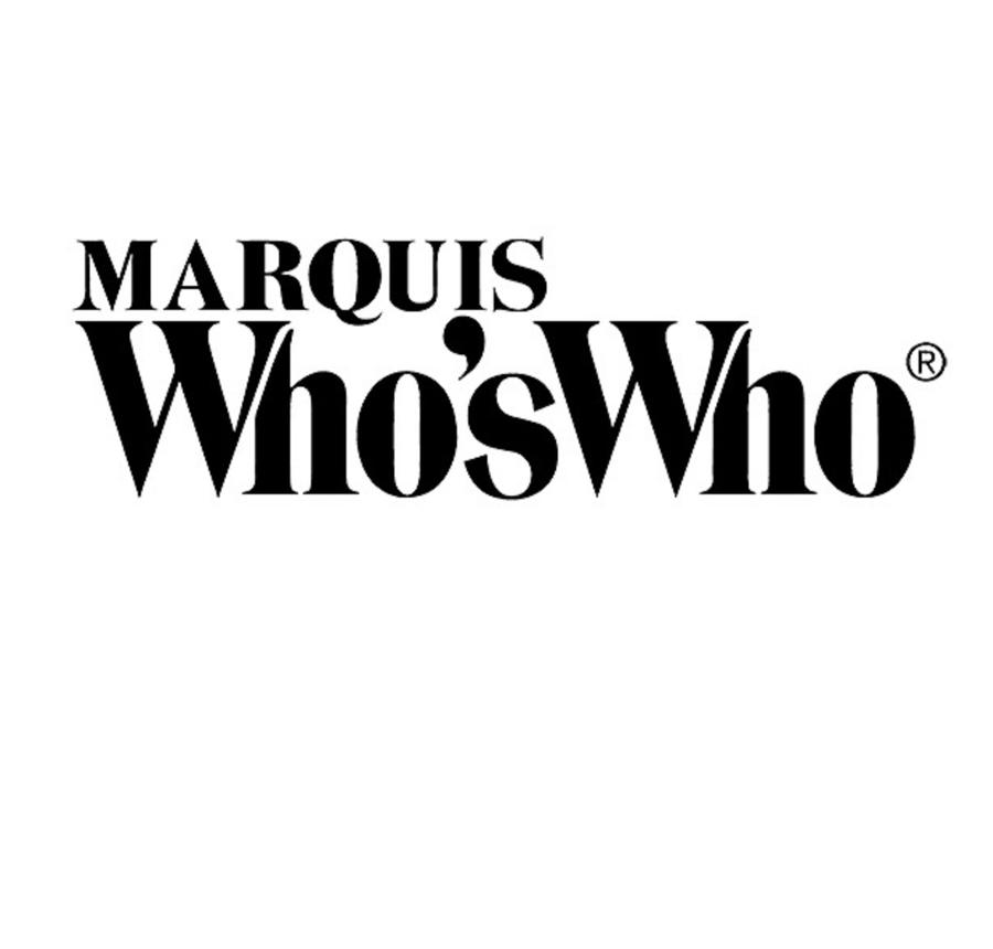 Carole Shmurak receives Life Achievement Award from Who's Who