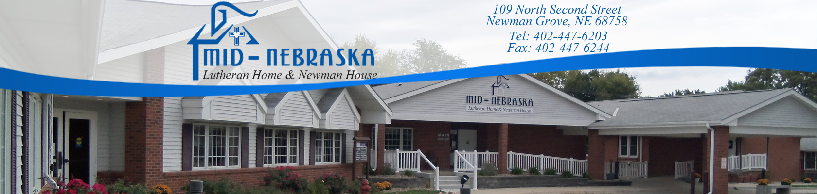 Newman Grove Ne >> Mid Nebraska Lutheran Home We Have Been Serving The