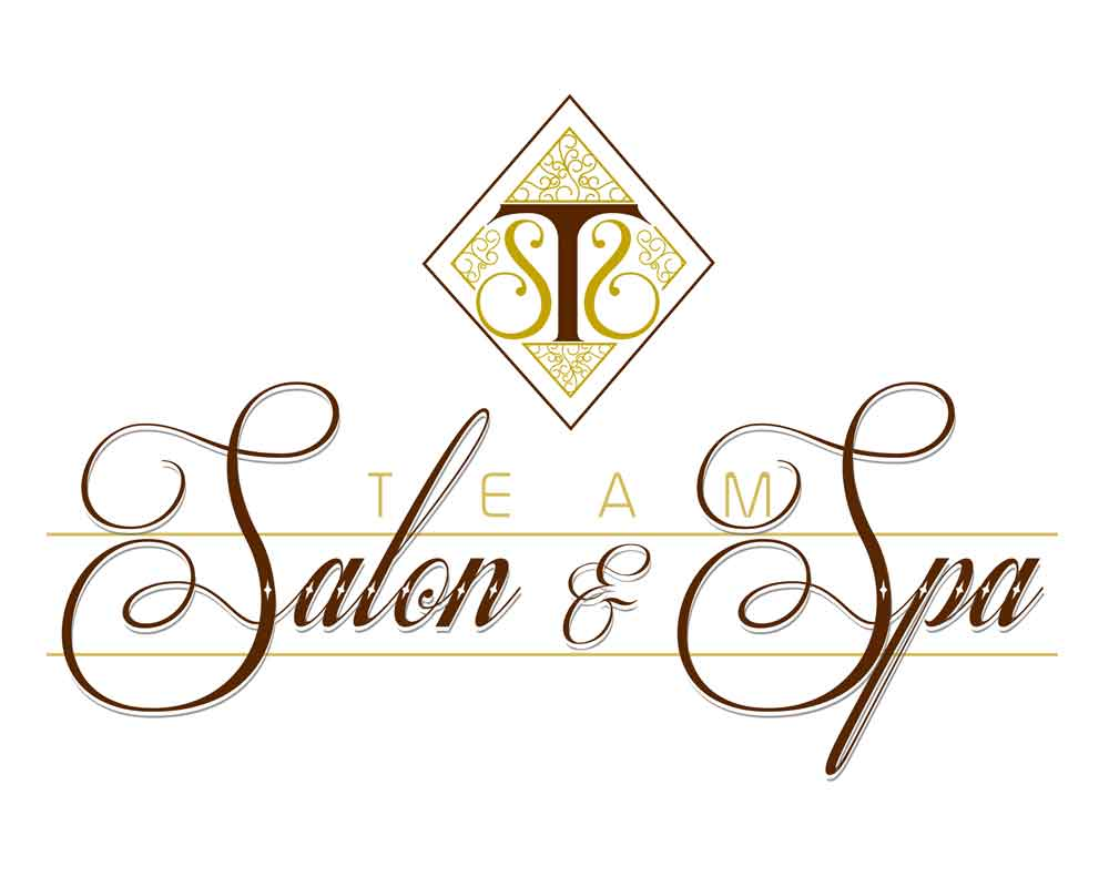 branding team85 salon