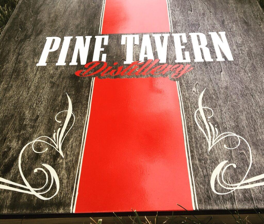 branding Pine Tavern