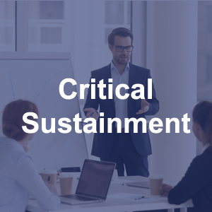SCI Critical Sustainment Services