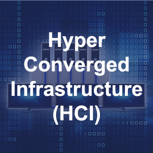 hyper converged infrastructure solutions