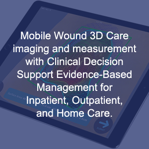 Mobile Wound 3D Care Imaging And Measurement