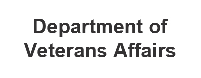 The Department of Veterans Affairs is a customer of ours