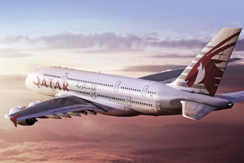 > QATAR AIRWAYS