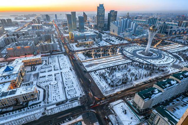 > KAZAKHSTAN