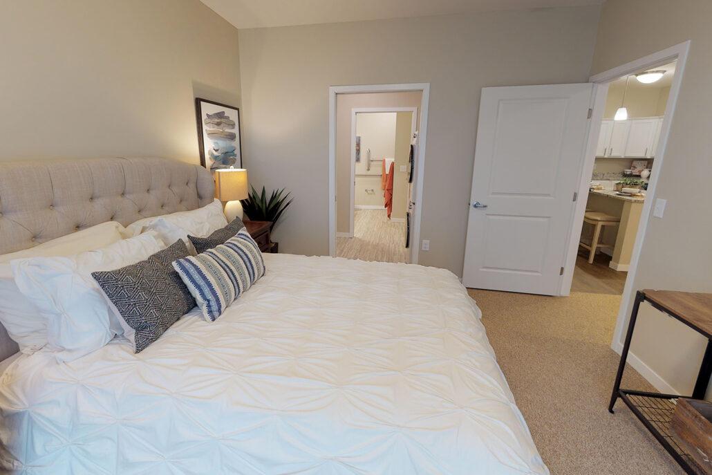 Havenwood of Burnsville bedroom