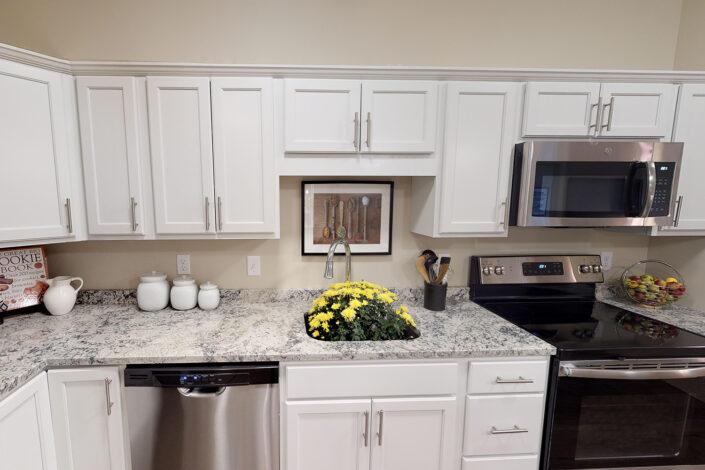 Havenwood of Burnsville kitchen