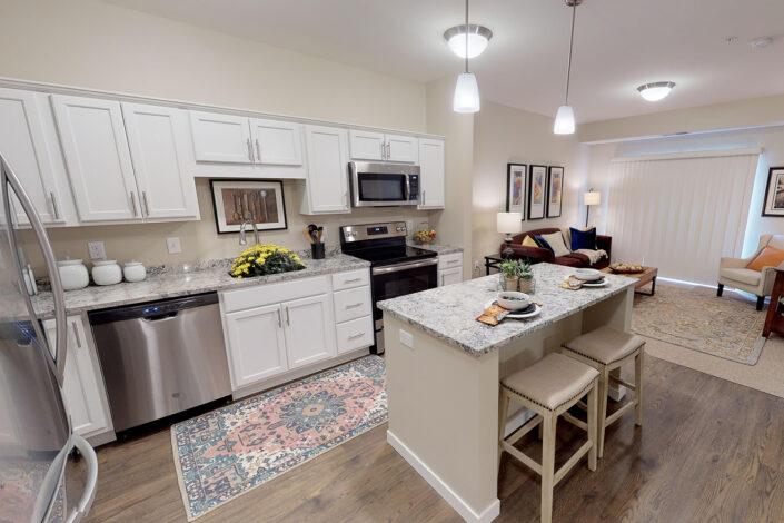 Havenwood Burnsville living space
