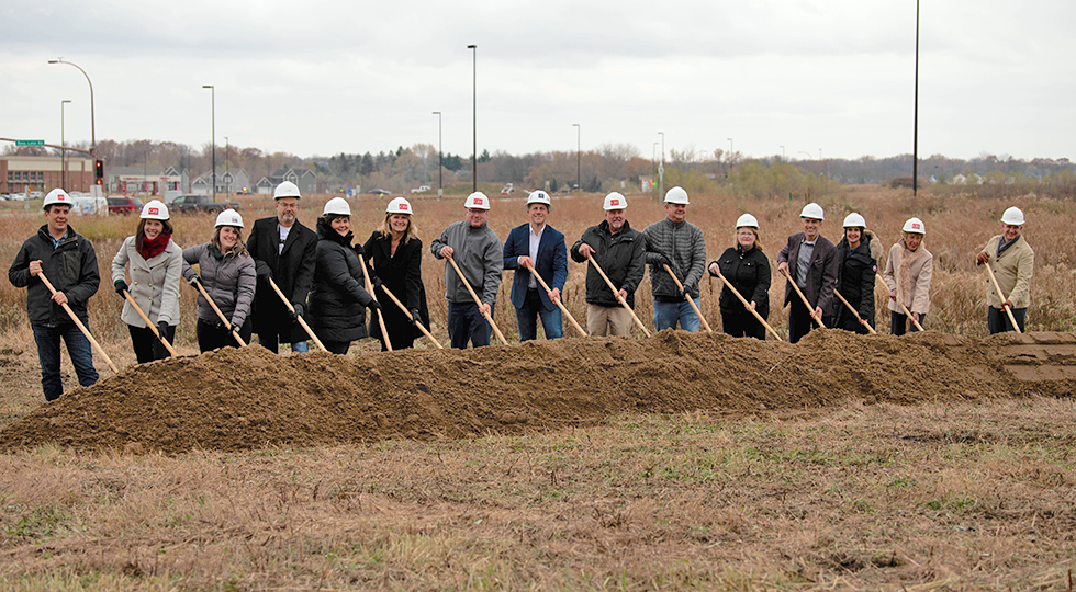 Havenwood Groundbreaking