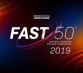 Fast 50 2019 Minneapolis-St. Paul Business Magazine