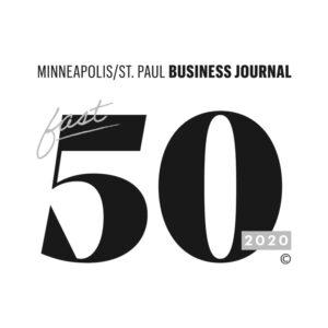 MSP Business Journal Fast 50 logo