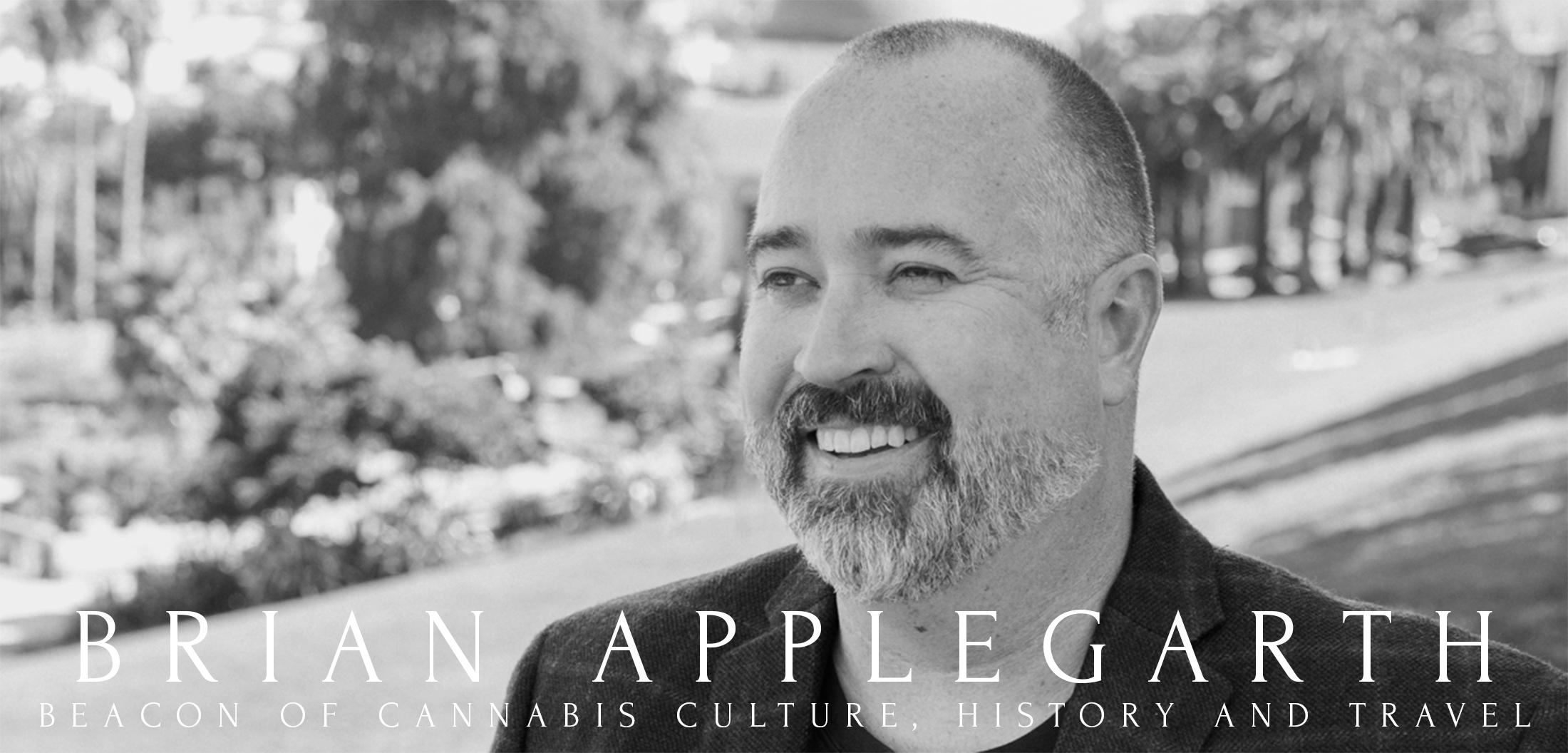 Brian Applegarth portrait
