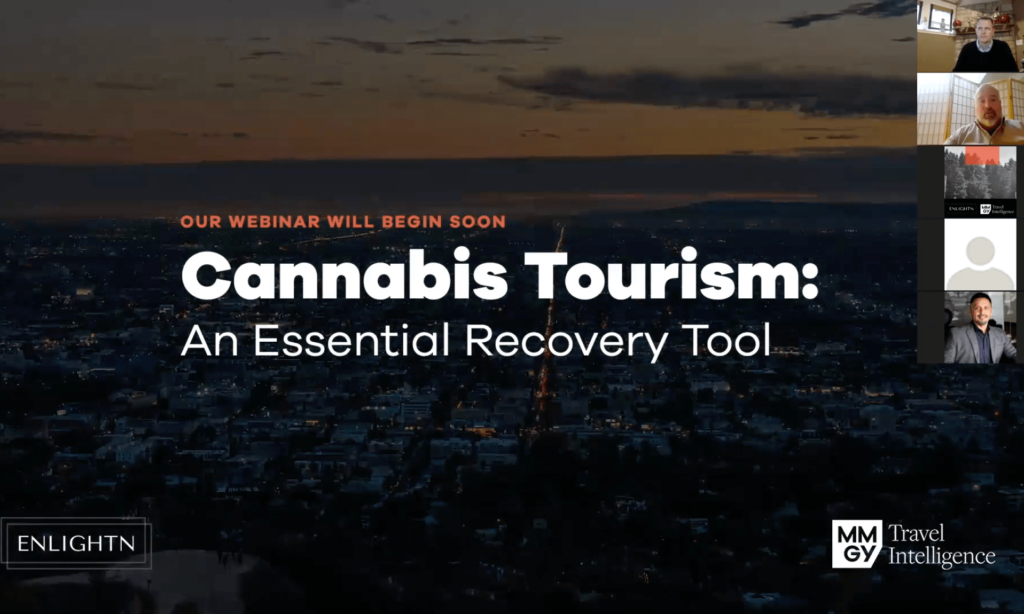 Cannabis tourism: An Essential Recovery Tool