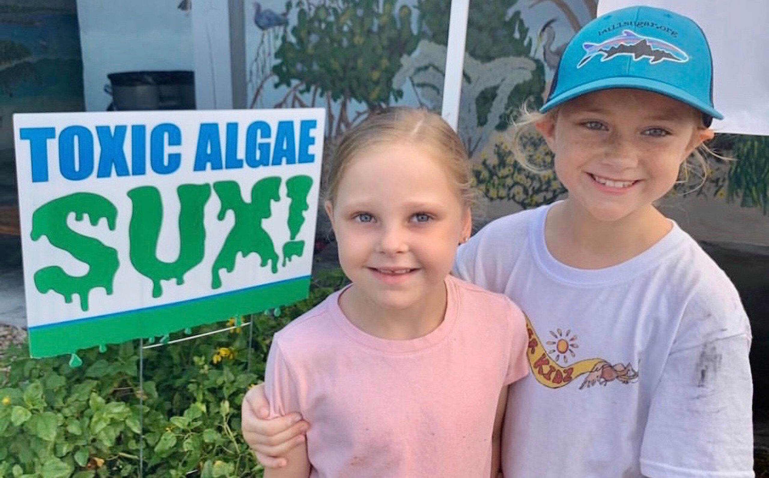 Bullsugar members, young and old, in Florida and beyond, are fighting to secure a clean water legacy for all Floridians
