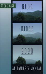 Blue Ridge 2020 - Book Cover