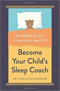 Become Your Childs Sleep Coach Guide Cover