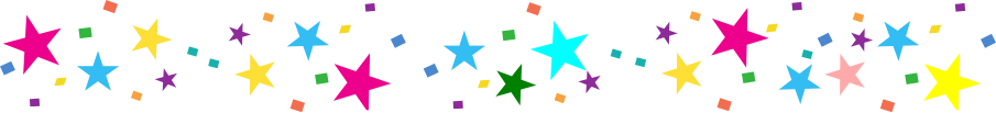 Row of Stars