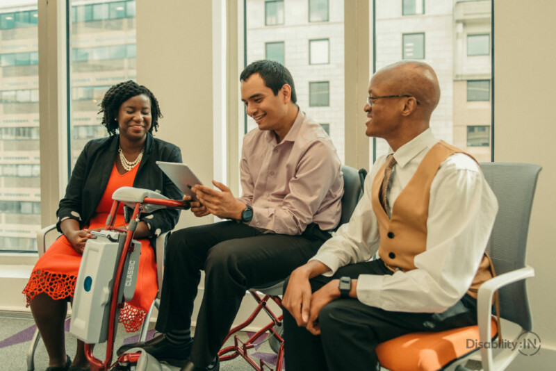 Disability Inclusive Stock Photography – Available for all thumbnail