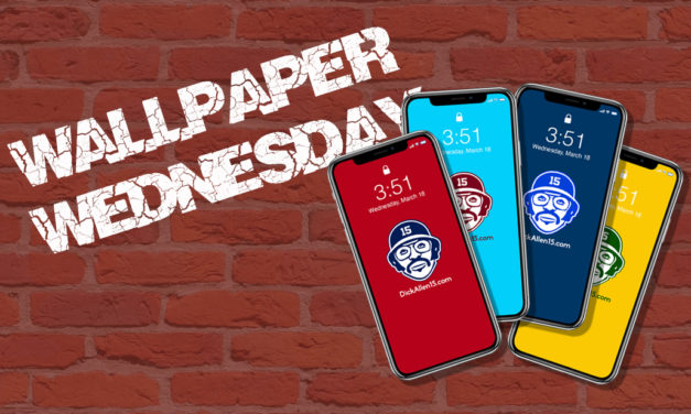 Colorful Wallpaper Wednesday