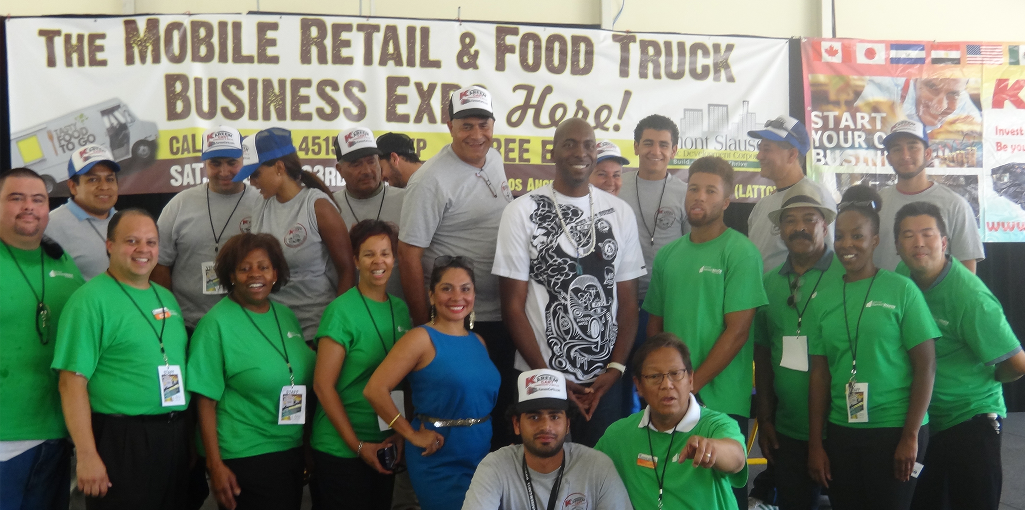 Food Truck Expo Los Angeles