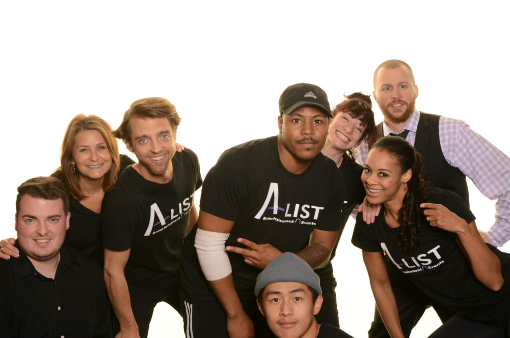 A-List Entertainment Team