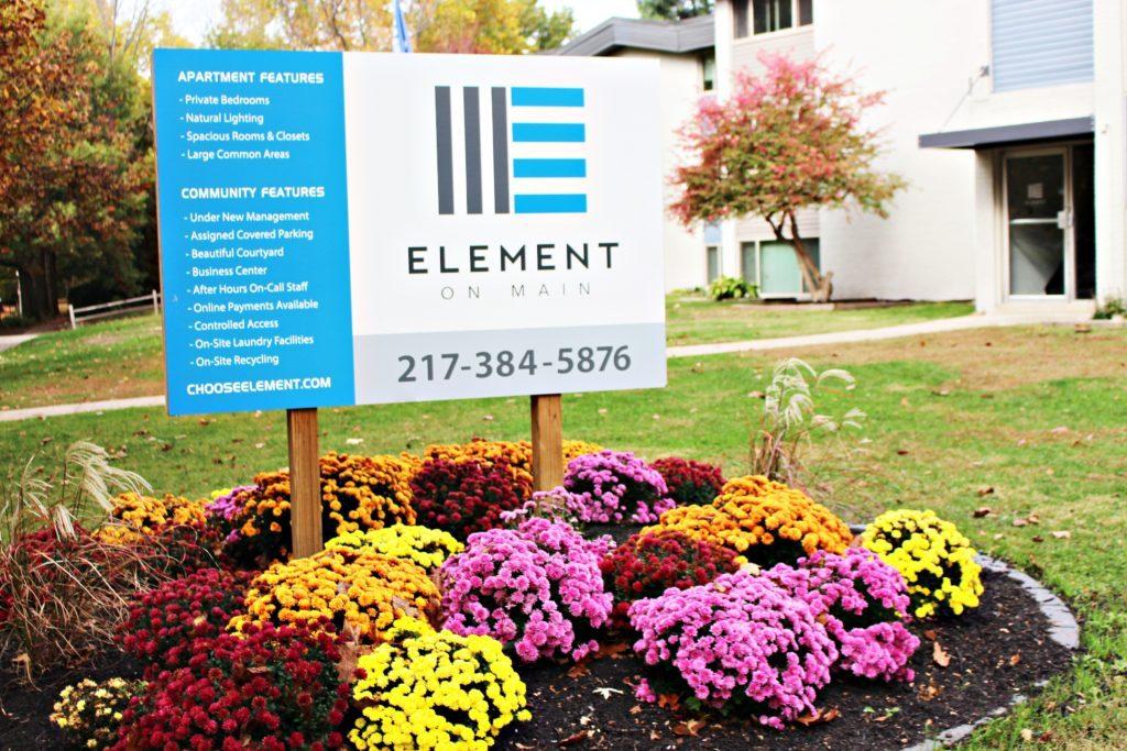 Element on Main